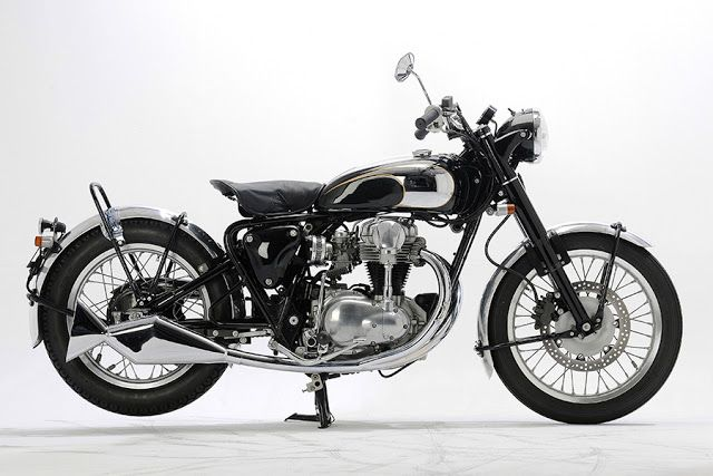 Garage Project Motorcycles : hellkustom: More pics here: ...