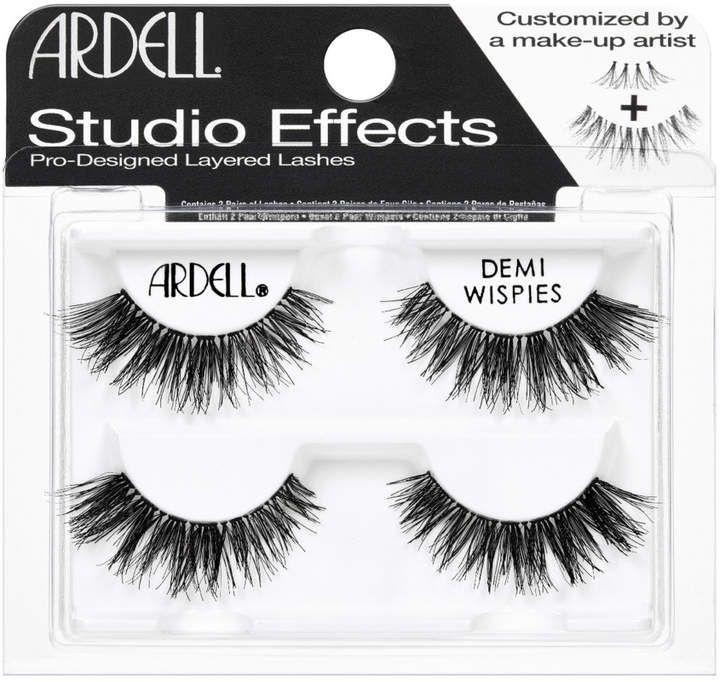 61db13136c8 Ardell Lash Studio Effects Demi Wispies Twin Pack