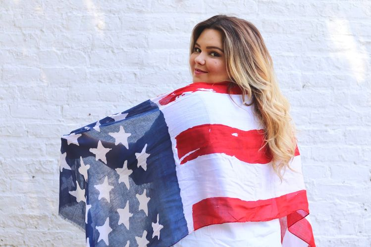7d679711439 Need some 4th of July plus size outfit inspiration  Check out my latest post  on