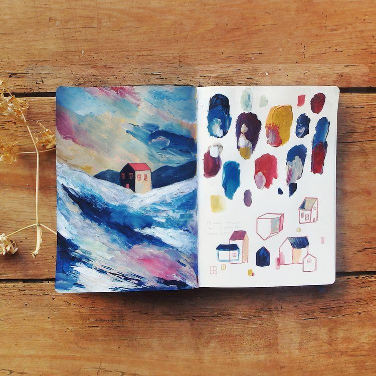 Illustration Techniques to Unlock your Creativity