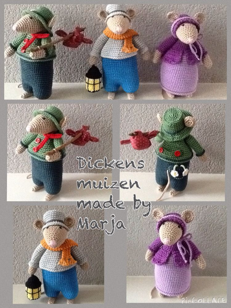 Dickens Muizen By Marja Post