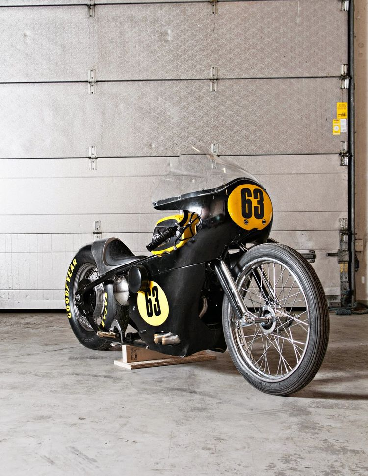Yamaha XVS 650 Drag Star 1997 by Mademenbikes #motorcycles #bobber #motos   caferacerpasion.com