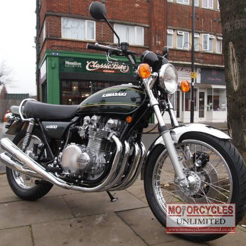 1976 Kawasaki Z900 A4 for Sale | Motorcycles Unlimited