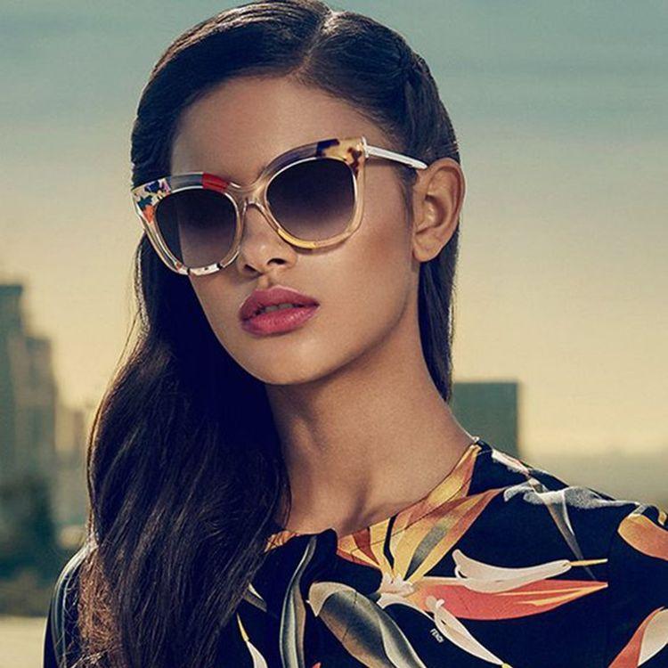 JackJad Fashion Leopard Camouflage Jungle Style Sunglasses Women Square  Brand Design Sun Glasses Oculos De Sol Feminino FF0179 4acc21c1b070