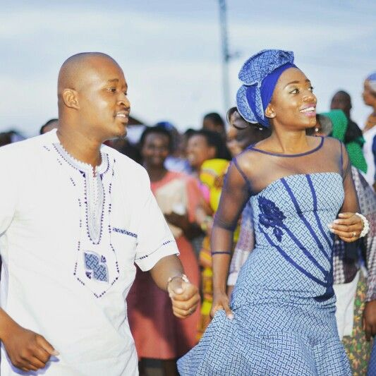 Tswana Traditional Wedding In South Africa
