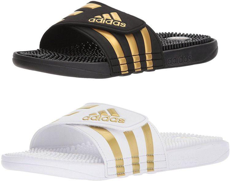 f7e99e774d96 adidas Men s Adissage Sport Sandal Slides