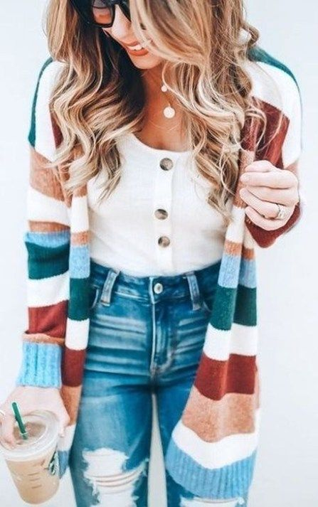 Classy And Casual Outfits Fall For College29