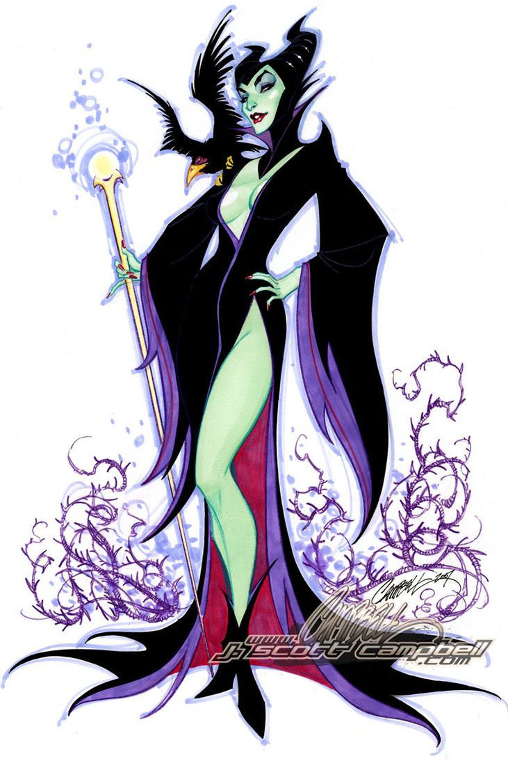 Maleficent-Club on DeviantArt