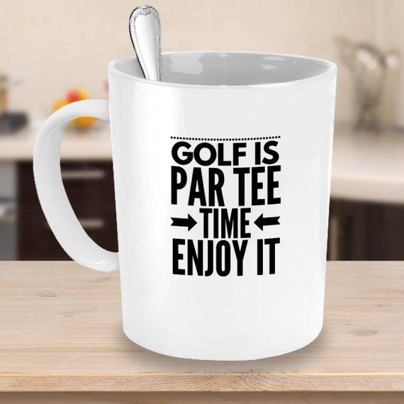 Golf Gifts For Men Women Humor Golfers Mug Funny Gift Coffee Dad Birthday F