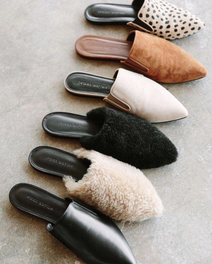 flat mules   minimal flats   shoe addiction