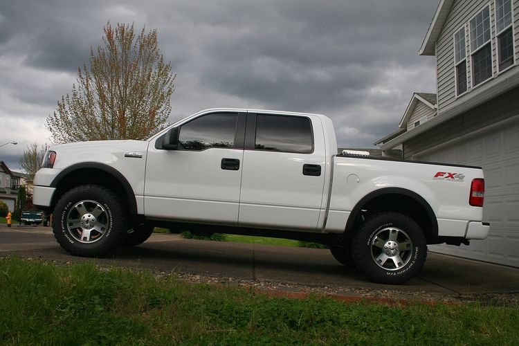 2006 F150 For Sale >> For Sale 2006 F150 Fx4 Supercrew Leveled Geared Locked 3