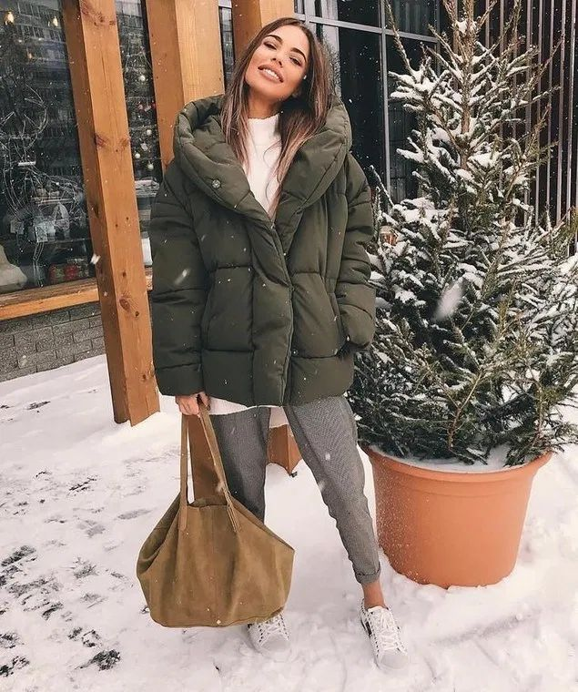 10+ Stylish Winter Jackets Ideas For Women