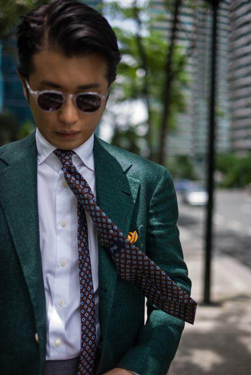 8c0da41c80cc9 Men's Tie Inspiration #2 | MenStyle1- Men's Style Blog