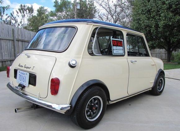 impressive 1966 mini cooper s