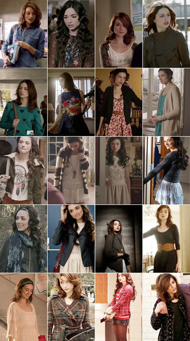 cool From L&P to English Tea (And Back Again): Character Fashion :: Allison Argent :: Teen Wolf