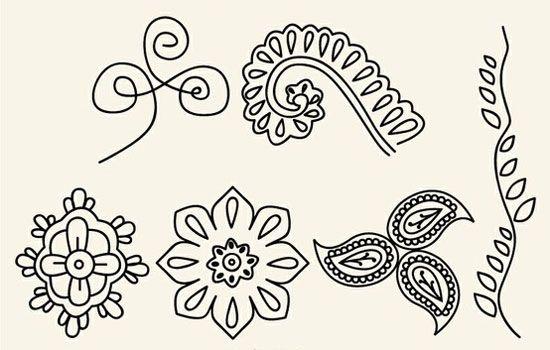 30 Easy Simple Mehndi Designs Henna Patterns 2012 Henna Tat