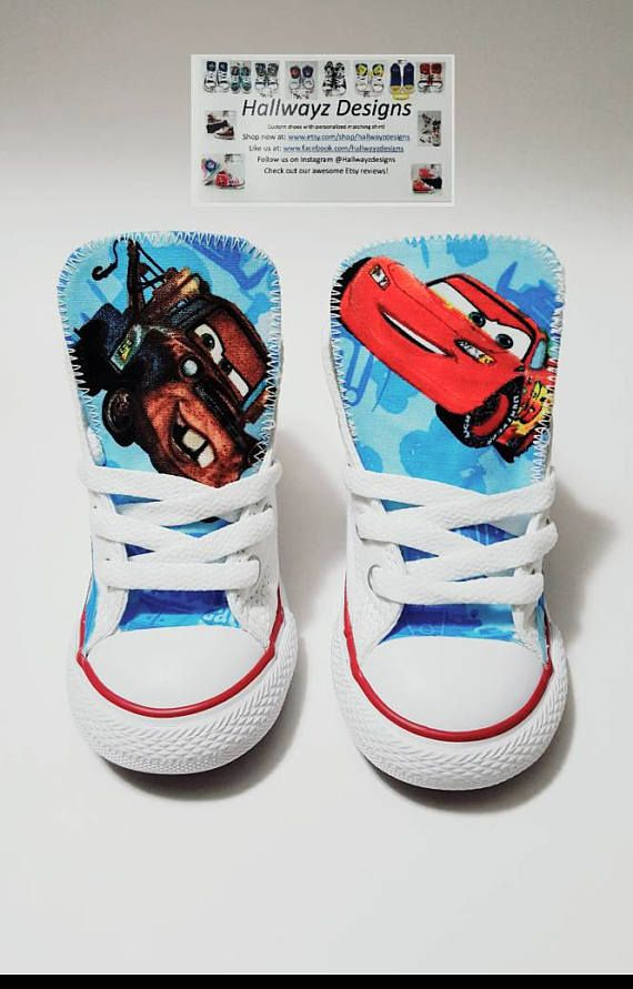 44ccb76fa8752 Disney Cars Chucks, lightning McQueen birthday, mater custo