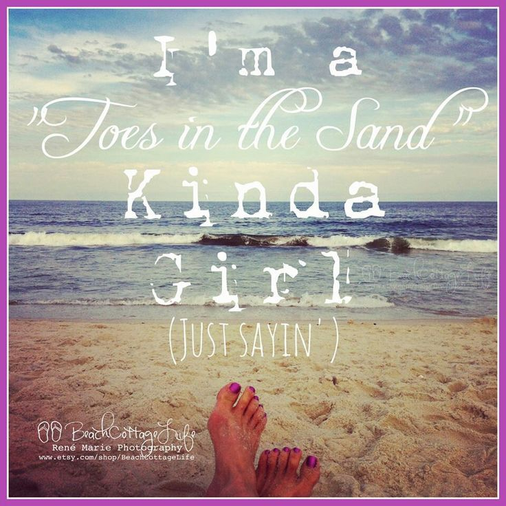 Toes In The Sand Quotes Quotesgram By At Quotesgram