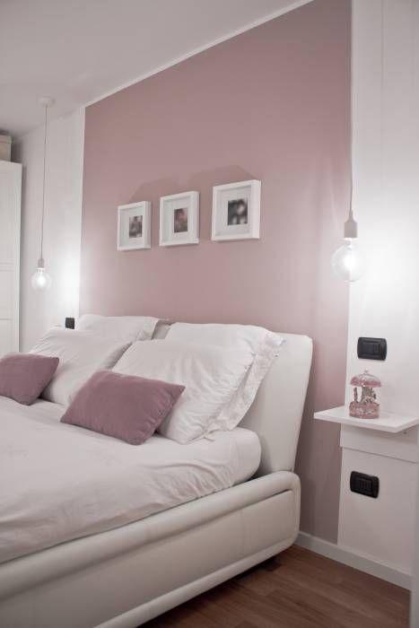 Relooking di un appartamento con soppalco: camera da letto