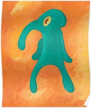 Bold Brash Poster By Mrsziggy