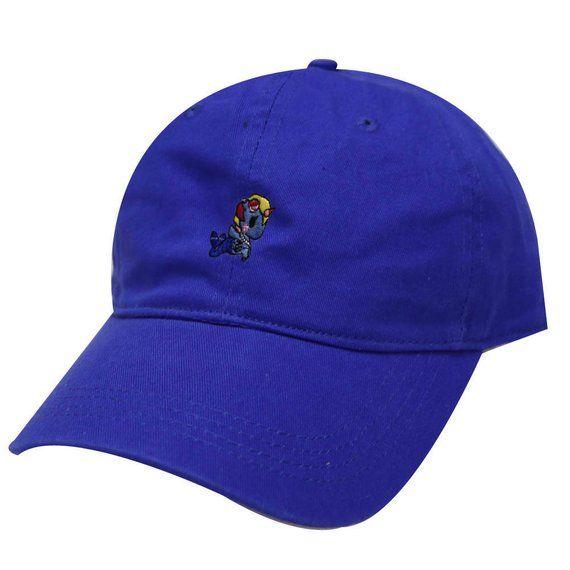192c34349ae Capsule Design Cute Unicorn Mermaid Cotton Baseball Dad Caps Royal