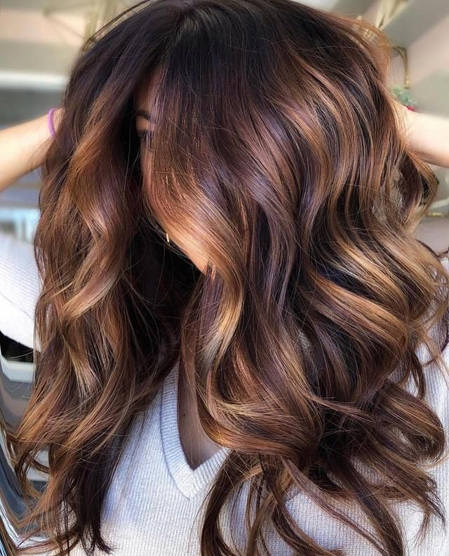 19 chocolate brown hair colours to show your hairdresser immediately