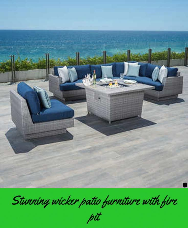want to know more about wicker patio furniture with fire rh pikby com