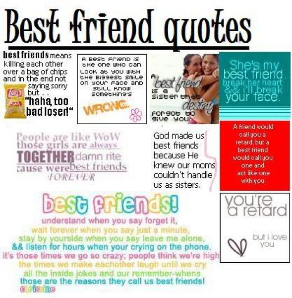 10 sentences about friendship