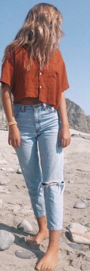 45 Superb Spring Outfits To Wear Everyday  2019  45 Superb Spring Outfits To Wear Everyday / 039 #Spring #Outfits  The post 45 Superb Spring Outfits To Wear Everyday  2019 appeared first on Outfit Diy.