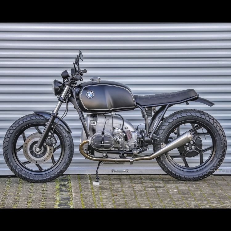 BMW Concept Bike by Sport-Evolution Motorcycles
