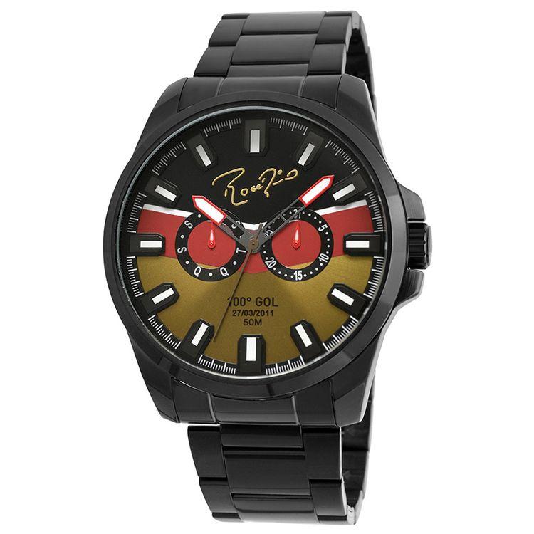 91e8be0c83 Relógio Technos São Paulo Rogério Ceni 100 Gols Metal Analógico Somente na FutFanatics  você compra agora