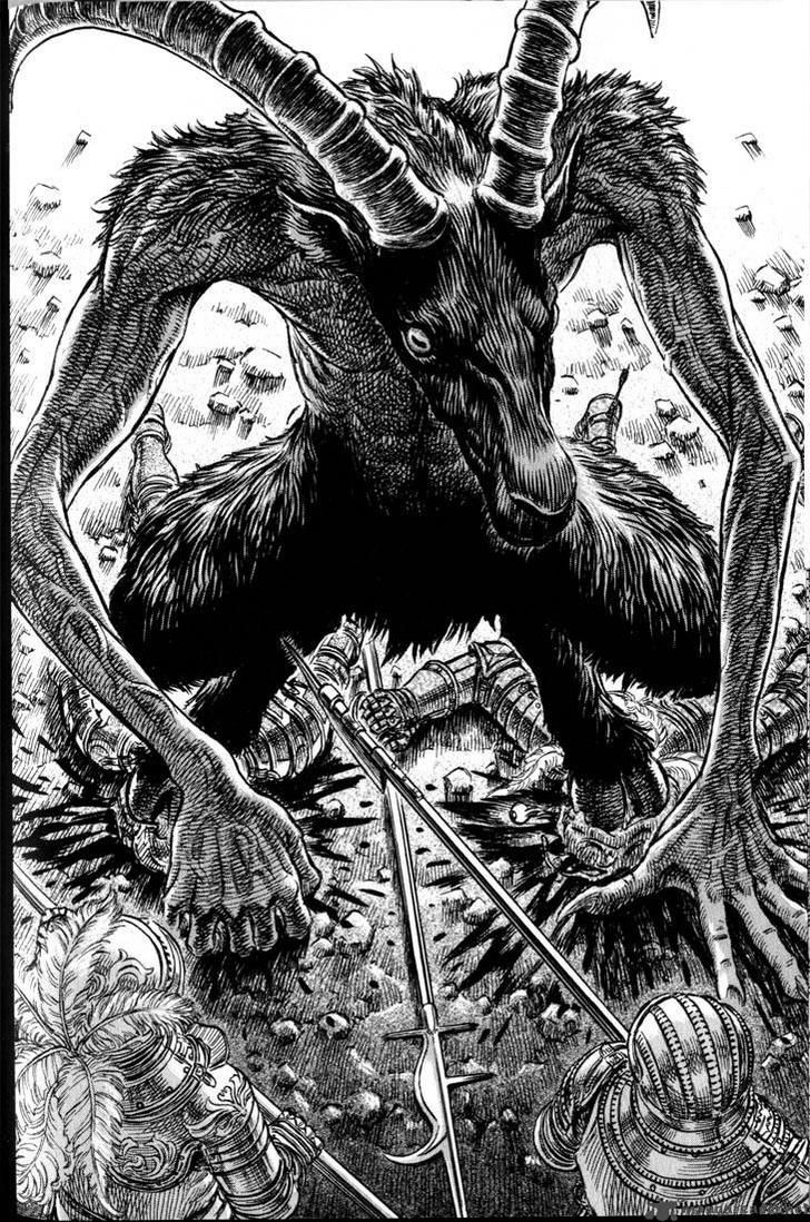A incrível obra de arte de Berserk