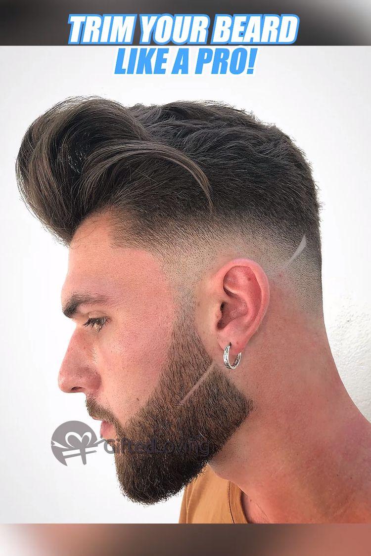 Detector de barba GROOMSMEN ™ Pro