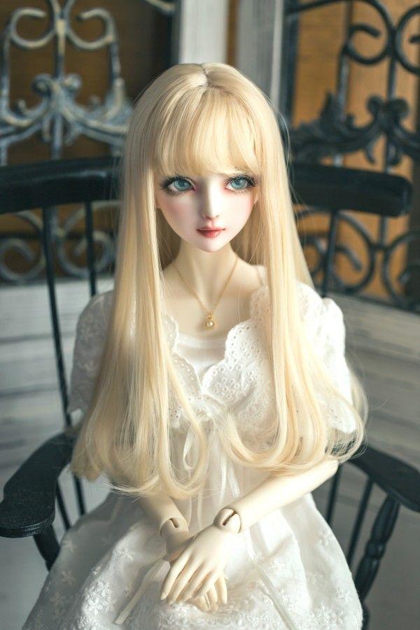 Perucas para bonecas BJD - Acessórios BJD, bonecas - Coleções de Alice
