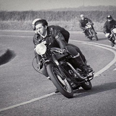 Historic Photos of Cafe Racers photo by CafeRacerTV