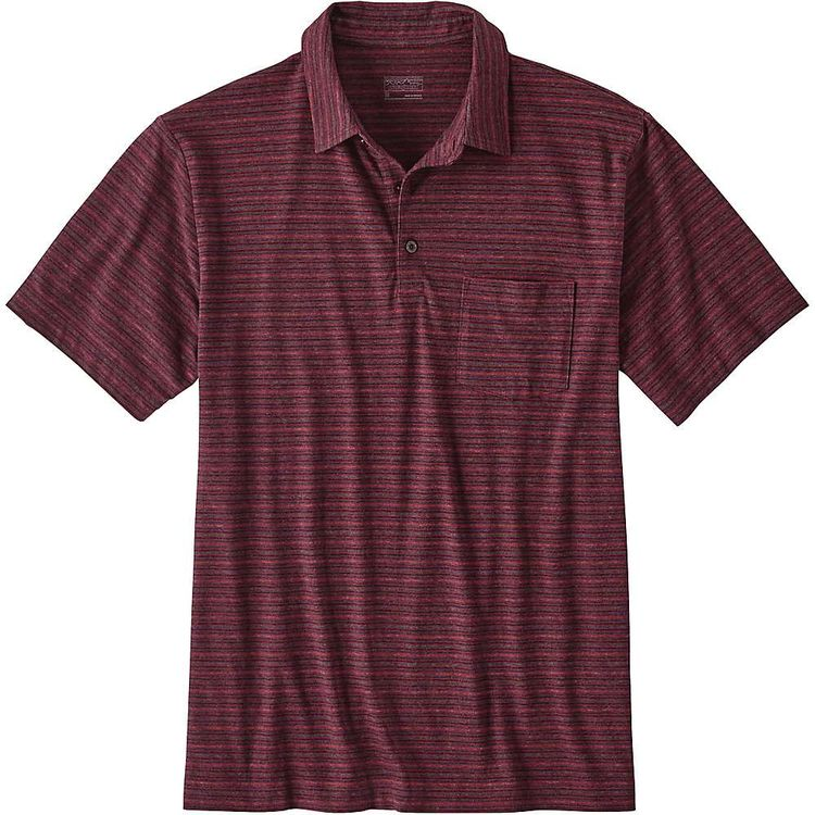 9eb2c8873 Patagonia Men's SS Squeaky Clean Polo