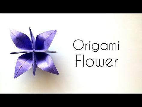 Origami tutorials origami flower carambola carmen sprung origami tutorials origami flower carambola carmen sprung youtube mightylinksfo
