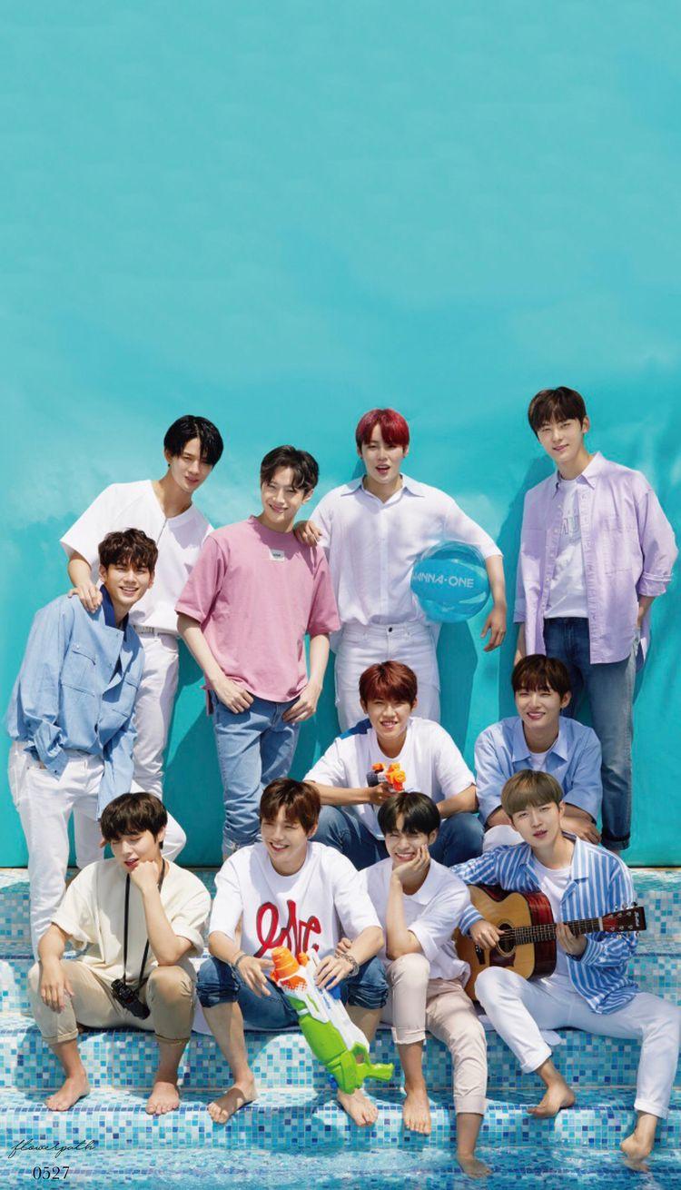 Wanna One Wallpaper