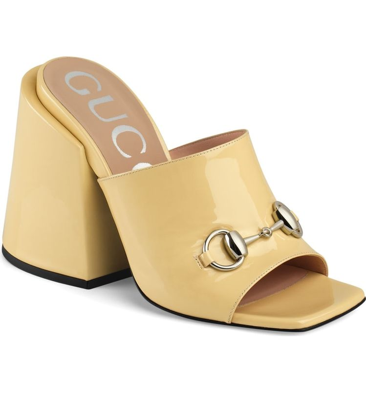 62198cfc6bf Free shipping and returns on Gucci Lexi Slide Sandal (Women