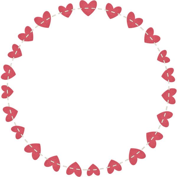 4shared - View all images at Frames folder ❤ liked on Polyvore featuring circle, frames, fillers, borders, valentine, round, circular y picture frame