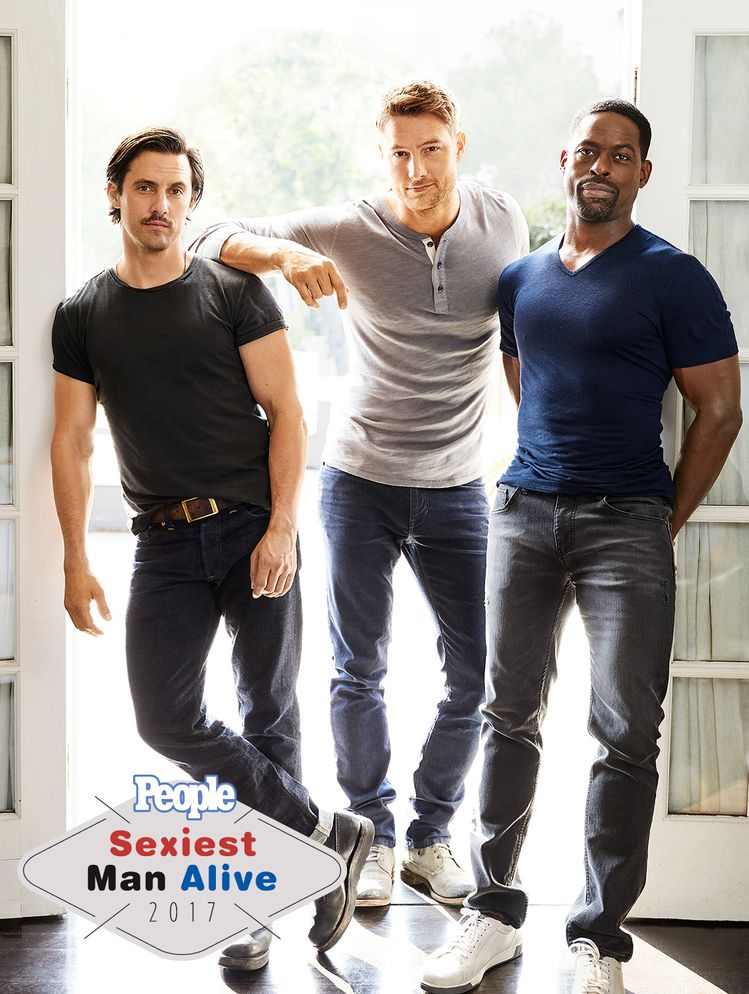 From Cute Kids to Sexy Men: Your First Look at the This Is Us Guys in Our Sexiest Man Alive Issue