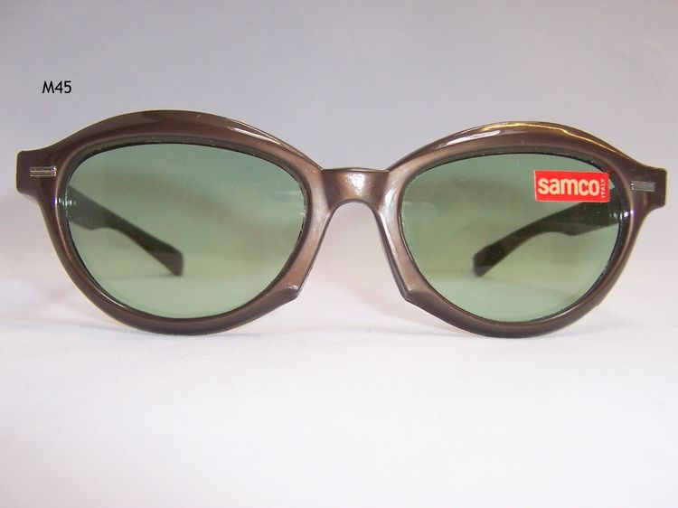 016267b2c53 Bronze 1950 60s Bug Eye Sunglasses - Vintage Glasses - Dead Men s Spex