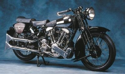 Brough Superior SS100...totally awesome and totally unattainable (or unobtainable).