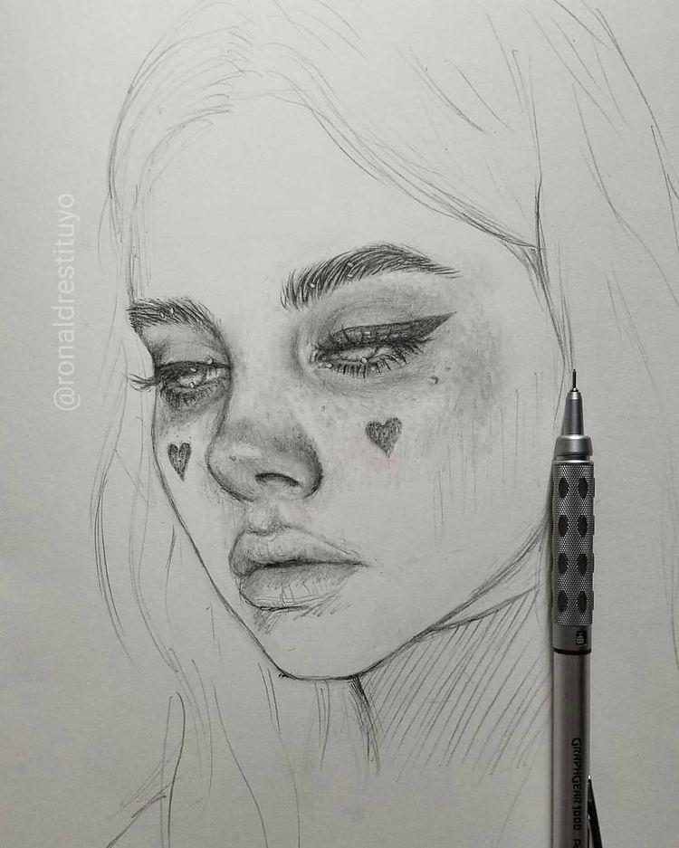 """DOSDAILY DOSE OF SKETCHING🖌 no Instagram: """"Passo a passo Siga @sketch_dailydose para mais arte e use nossa hashtag #sketch_dailydose para ter uma chance de aparecer!  Arte por… """""""