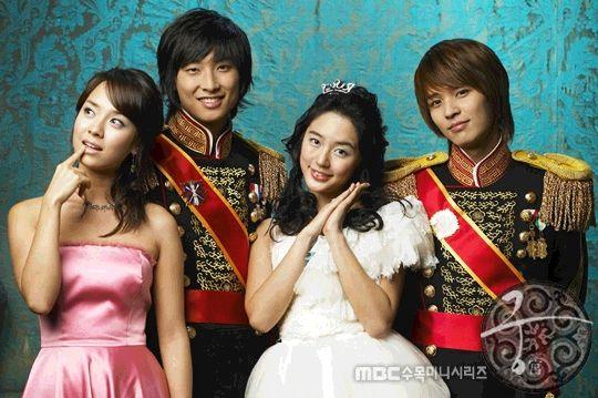 Princess Hours (TV series) Yoon Eun Hye Joo Ji Hoon Kim Jeo