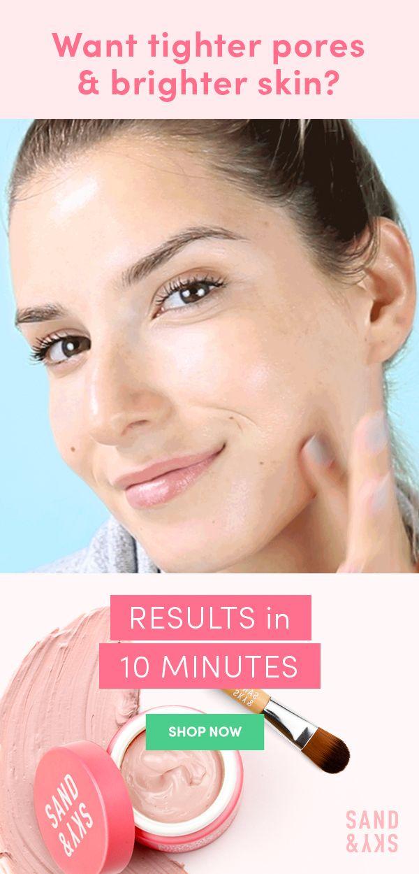 Australian Pink Clay Porefining Face Mask (36gr)