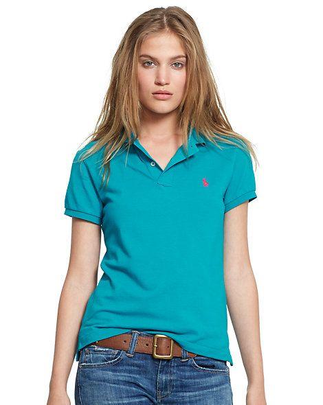 8a3d55d8f7ee Classic-Fit Polo Shirt - Polos Polo Shirts - RalphLauren.com