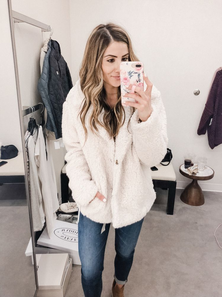42a7280c255 Nordstrom Anniversary Sale 2018 Fitting Room Session. Life and style  blogger Lauren McBride shares her fitting room try-on session for the