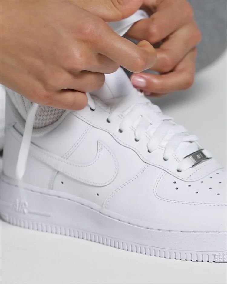 Nike Air Force 1 '07 - The Legend Lives #Nike #Fashion #Sneakers #FashionAccessories #Shoes #Activewear #GetTheLook