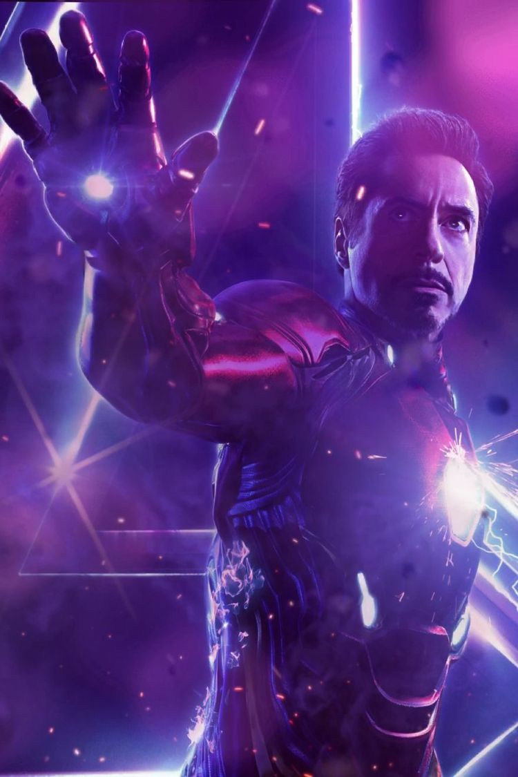 Animated Video GIF Avengers Infinity War Endgame Iron Man #animated #avengers #endgame #GIF #infinity #iron #Man #video #War